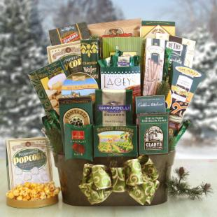 Best Impressions Holiday Gift Basket