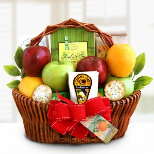 Garden of Fruit Gift Basket by California Delicious
