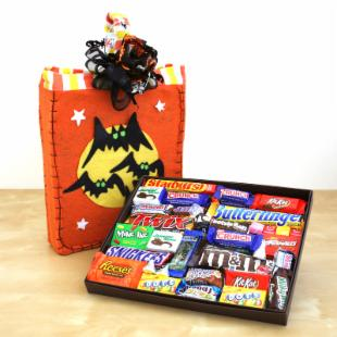 Trick or Treat Halloween Gift Treats