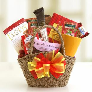 Mother&#39;s Day Tea Gift Basket