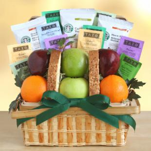 Starbucks Gratitude Basket Gift Basket