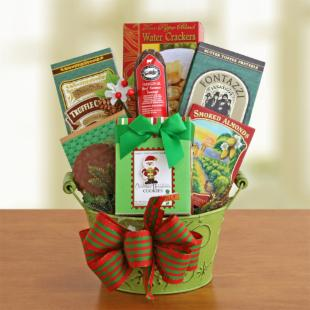 Gourmet Tastes of the Season Gift Basket