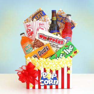 Springtime Classic Snacks Gift Basket