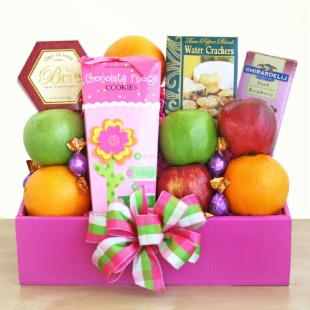Mom&#39;s Fabulous Fruit Gift Box