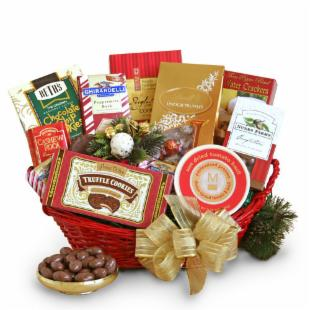 Sensational Seasons Greetings! Gift Basket