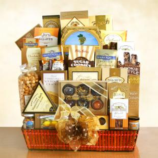 Sumptuous Gourmet Gift Basket