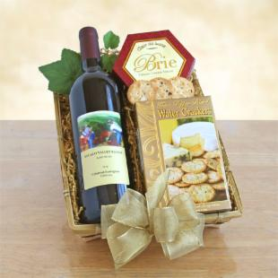 Toast to Dad Gift Basket