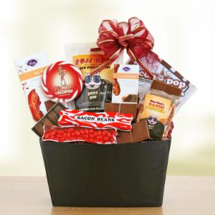 Bacon Lover's Delights Gift Basket