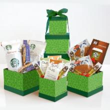 Starbucks Signature Coffee Gift Tower