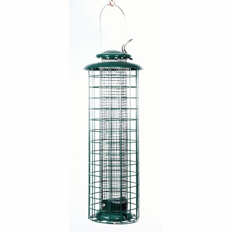 Wood Link Caged Screen Feeder