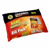  Grabber Outdoors 7 Hour Hand Warmers - 1 Big Pack of 10 Pair