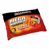  Grabber Outdoors 12 Hour Mega Warmers - 1 Big Pack of 10