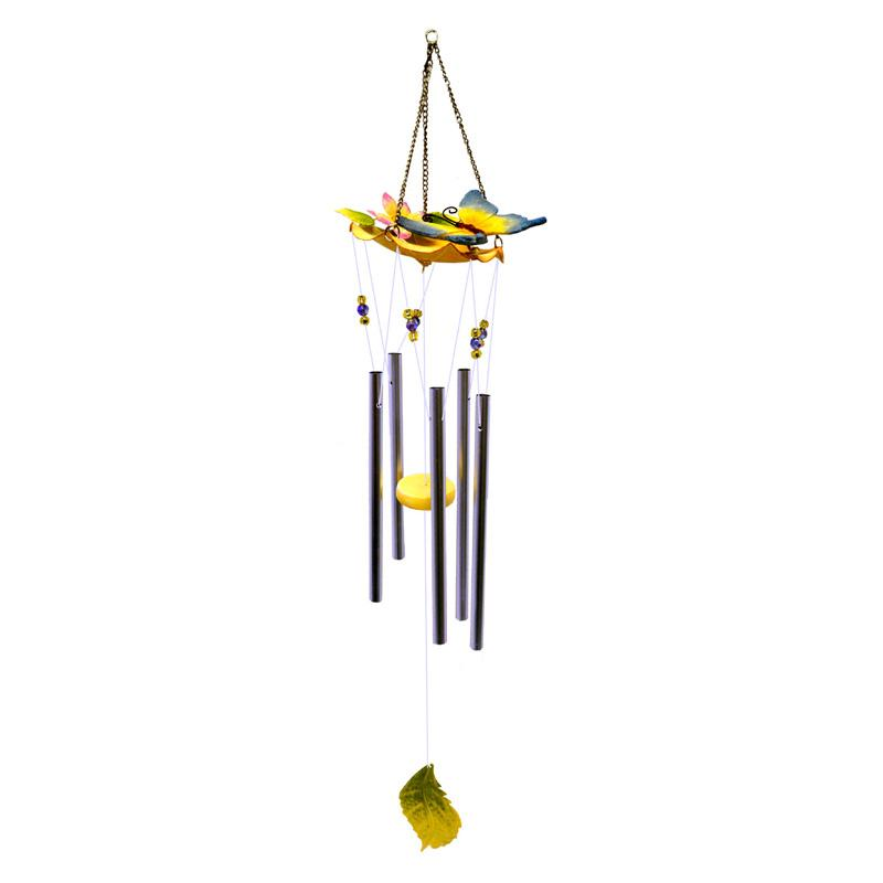Great World Butterfly Water Fountain Wind Chime GREI061-1