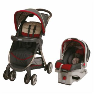 Graco Fast Action Travel System - Finley