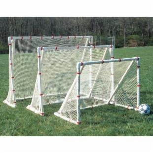 Goal Sporting Goods Striker PVC Telescoping Soccer Goal