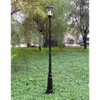  Gama Sonic Single Solar Lamp Post