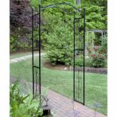  Gardman Charleston 7.5-ft. Metal Arch Arbor