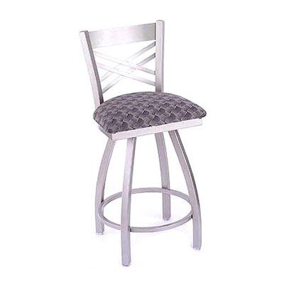 Holland 30-Inch Catalina Swivel Bar Stool Caviar
