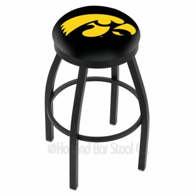Holland Collegiate 25 in. Bar Stool with Accent Ring