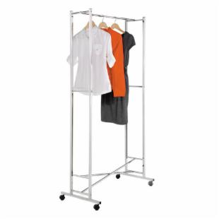 Honey Can Do Folding Garment Rack