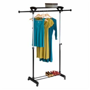Honey Can Do Top Shelf Garment Rack