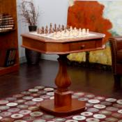  Signature Oak Multi-Game Table