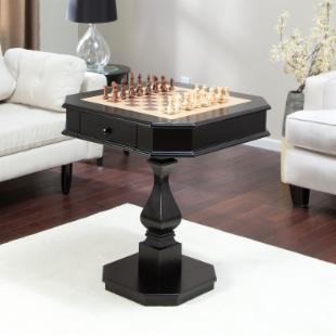 Signature Black Multi-Game Table
