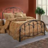  Hillsdale Jacqueline Metal Bed