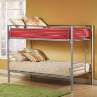 Hillsdale Universal Twin over Twin Bunk Bed