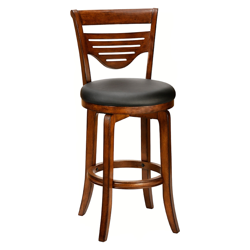 Hillsdale Giacomo 24 In Swivel Counter Stool At Hayneedle