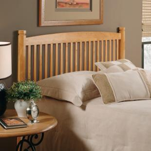 Hillsdale Oak Tree Headboard