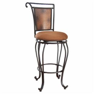 Hillsdale 30-in. Milan Swivel Bar Stool
