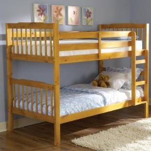 Todd Twin over Twin Bunk Bed