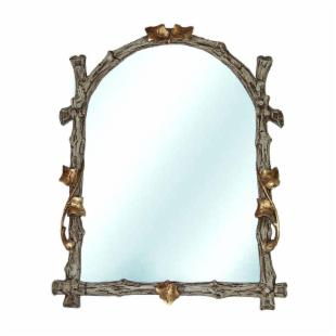 Hickory Manor House Twig Mirror