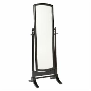 Studio Home Traditional Cheval Mirror - 23.625W x 68.5H in.