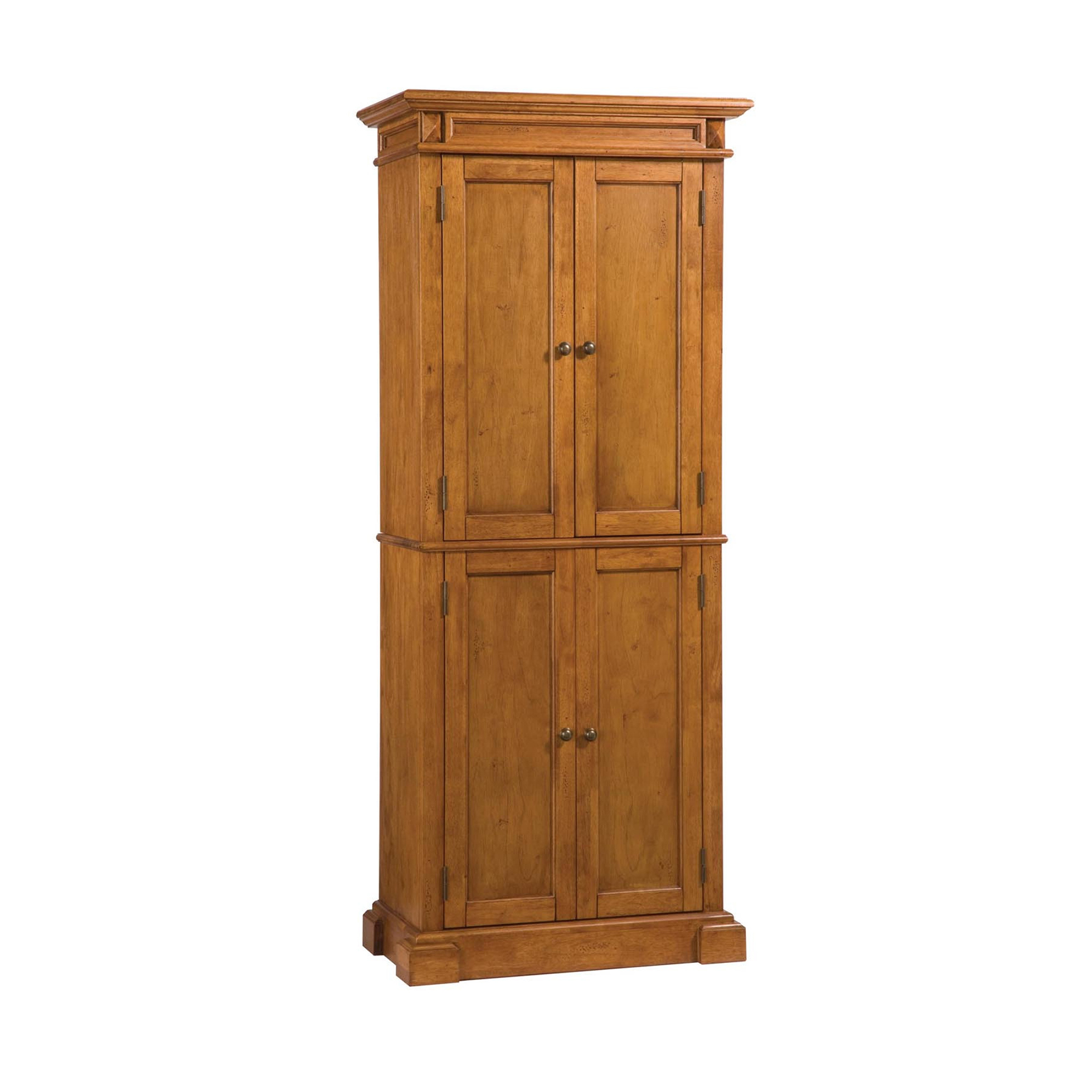 home styles americana solid hardwood cottage oak finish