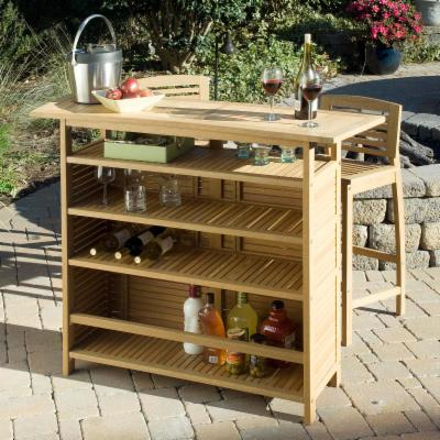 Bali Hai Outdoor Bar Cabinet