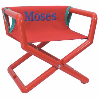 Hoohobbers Personalized Canvas Kids Directors Chair   Embroidered
