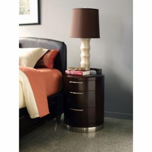 Aura 3 Drawer Nightstand