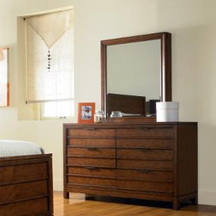 Carter 6 Drawer Dresser