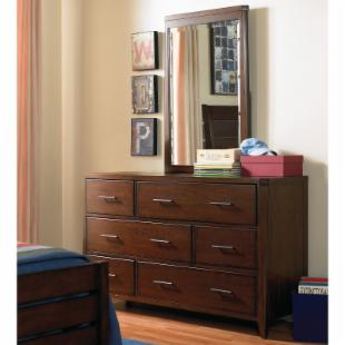 Kendall 6 Drawer Dresser