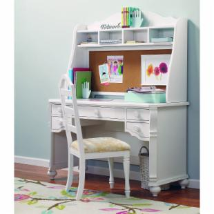 Bailey Desk with Optional Hutch