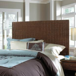 Hospitality Rattan Padre Island Woven Headboard