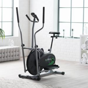 Body Rider BRD2000 Elliptical Dual Trainer with Seat