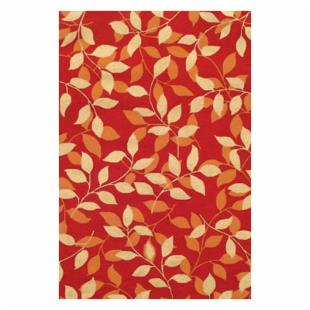 DuraCord Outdoor Area Rug - Divine Red