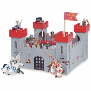 Le Toy Van My 1st Red Castle