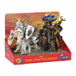 Papo Display Box - Weapons Knights 1