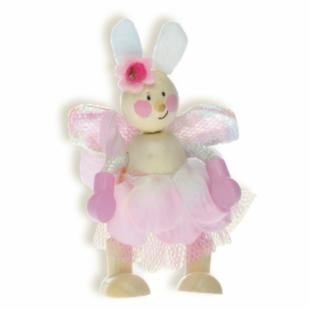 Le Toy Van Fairy Doll - Rose