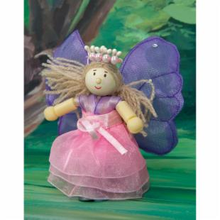 Le Toy Van Butterfly Fleur Fairy - Set of 4