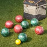 Halex Platinum Finest 115mm Bocce Set